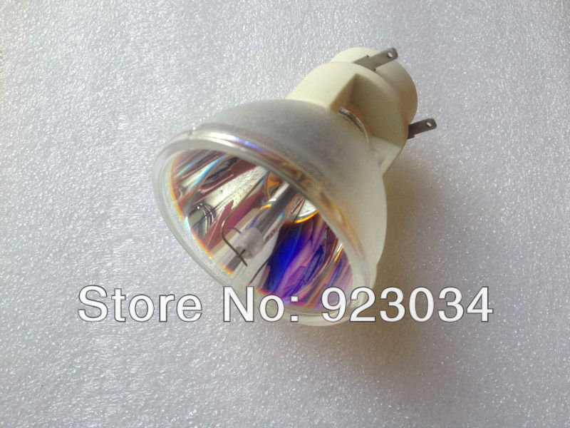 SP.8LM01GC01 lampe de remplacement pour ampoule nue d'origine OPTOMA EW762