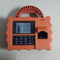 S922 водонепроницаемый, защита от пыли, надежная защита от повреждений WI FI tcp/ip Фингерпринта оптический датчик время записи с резервным аккуму