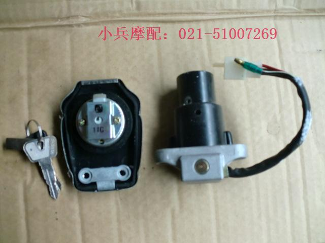 ФОТО Rubing matching motorcycle accessories JYM150 / SR150 of locks