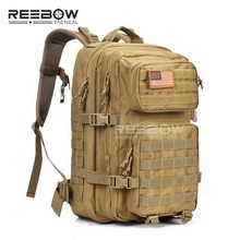 40L Military Tactical Odkryty Camping Plecak Molle Atak Armii 3 Dzień Sport 3 P Wodoodporna Bug Out Plecak Plecak Piesze Wycieczki