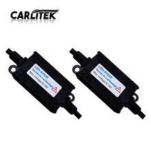 2PCS 9007 Decoder H4 H7 LED Canbus H11 9005 HB3 9006 HB4 H1 H13 Car Warning Canceller Error Free Capacitor For Led Headlight(China)