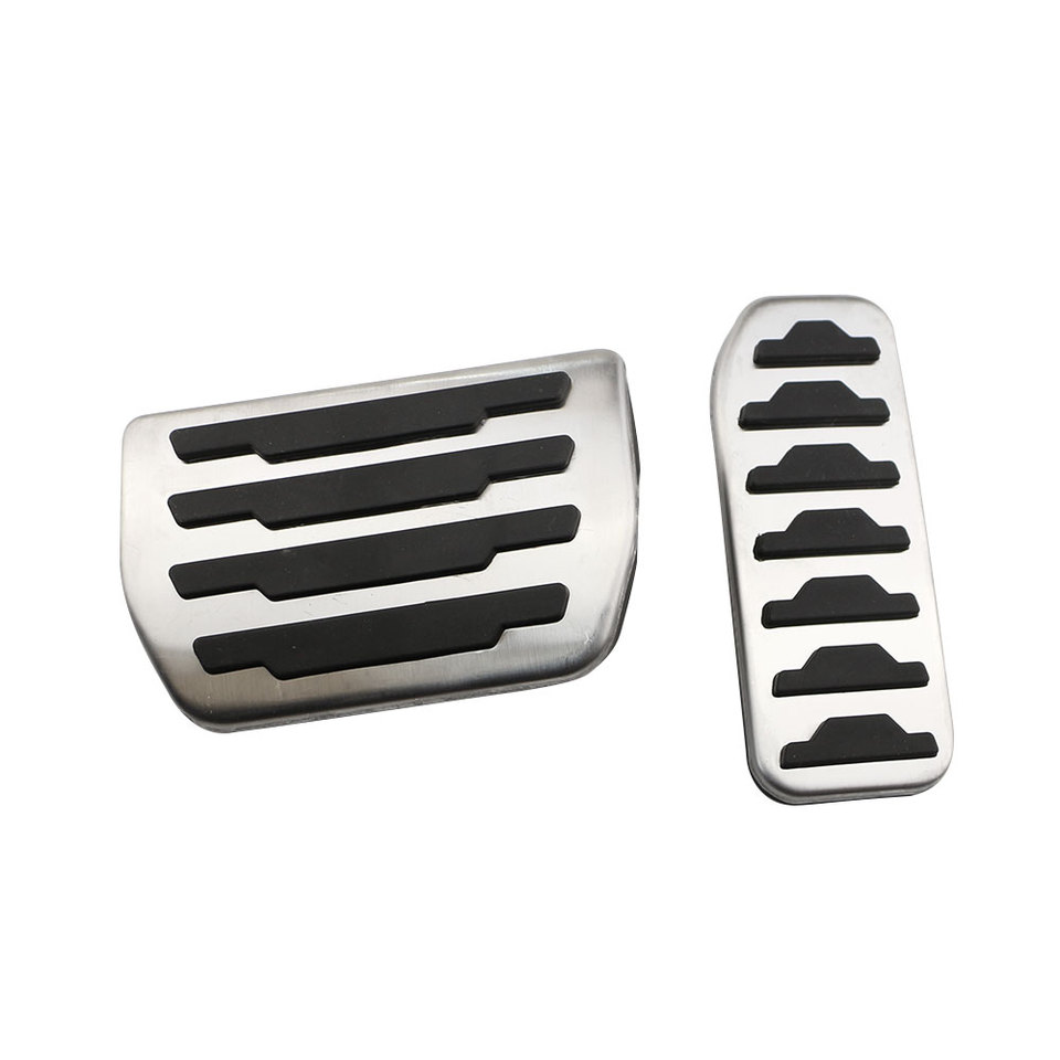 ZAYYL For Land Rover Freelander 2 2010 2011 2012 2013 2014 2015 2016 Accessories Car Gas Fuel Pedal Brake Pedals Cover