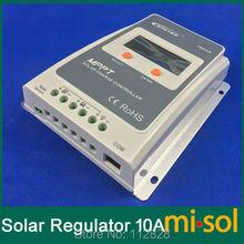 Misol Tracer MPPT Solar regulator 10A, 12/24v, Solar Charge Controller 10A, NEW