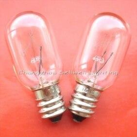 Miniaturní lampa 100v / 110v 5w e12 T20x48 A601 NOVINKA 10ks výprodejové osvětlení