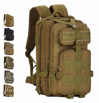 Men's High Quality Durable Nylon Military Assault Backpack Waterproof Laptop Bag Rucksack hand bags