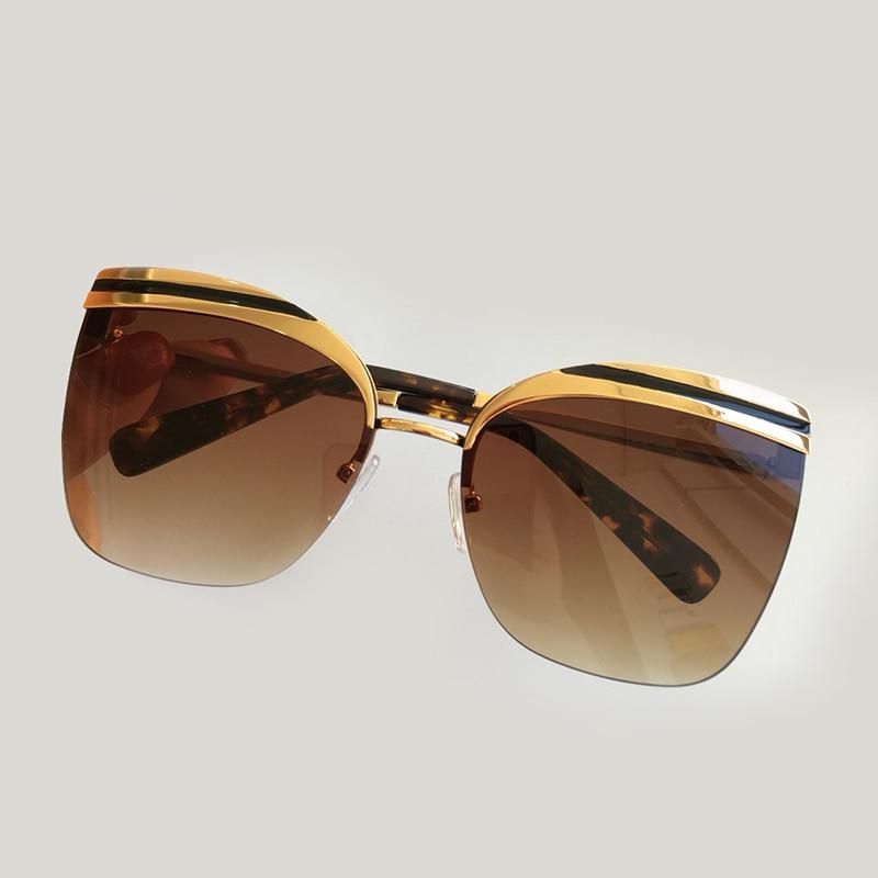 Brand Sunglasses for Women Vintage Fashion Female Sun Glasses with Packing Box Oculos De Sol Feminino Vintage Shades