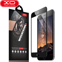XO Brand 3D Curved Surface Full Tempered Glass Film 0 26mm Mothca 3D Round Edge Screen