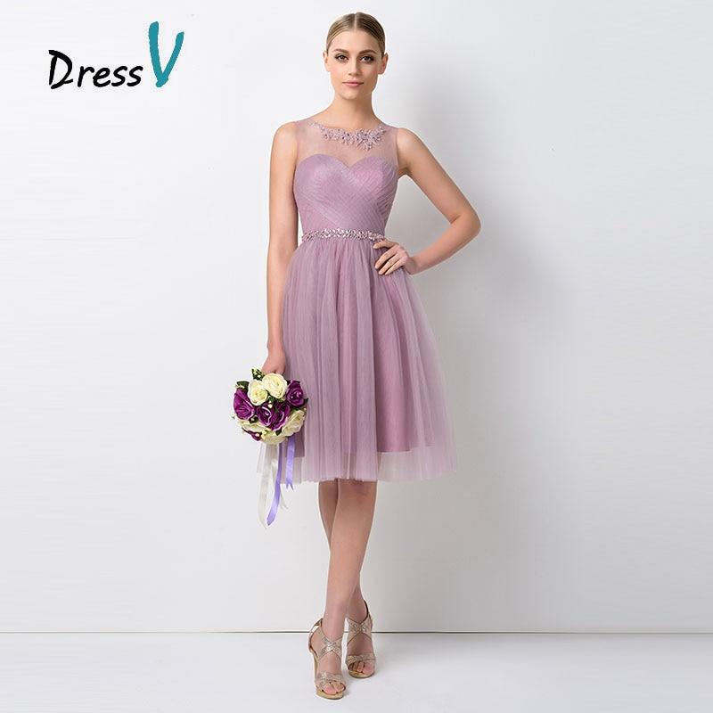 Online Get Cheap Short Lavender Dress -Aliexpress.com | Alibaba Group