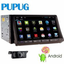 Universal 2 din Android 4.4 Car DVD player GPS+Wifi+Bluetooth+Radio+Quad Core+DDR3+Capacitive Touch Screen+3G+car pc+aduio