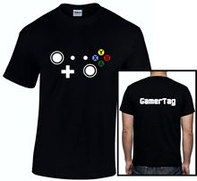 Gaming Controller  BOYS MENS T SHIRT,GIFT,GAMING New Shirts Funny Tops Tee Unisex Top 2018 Arrival MenS Fashion
