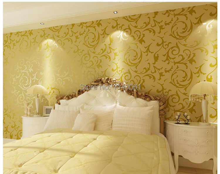 KTV HOTEL Wallpaper Simple Design Interior Wallpapers Soundproof Non Woven Wall Covering Free