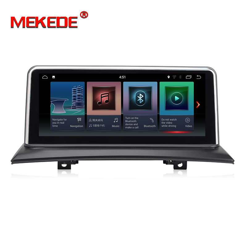 MEKEDE Car Multimedia player 6 Core Android 9.0 Car gps navigation radio for BMW X3 E83 2004 2010 Original car without screen-in Car Multimedia Player from Automobiles & Motorcycles    2