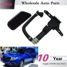 CAPQX передняя фара, насадка для воды и крышка крышки для Subaru Forester III 2009 2010 2011 2012 OEM#86636SC010