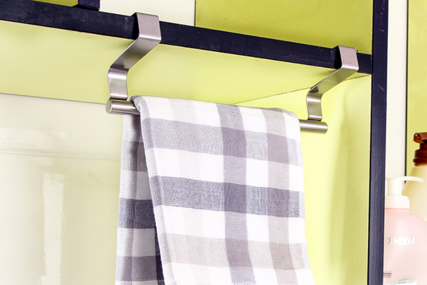 Stainless Steel Kitchen Cupboard Holder Dish Towel Hanger Door Rhaliexpress: Kitchen Towel Hanger At Home Improvement Advice