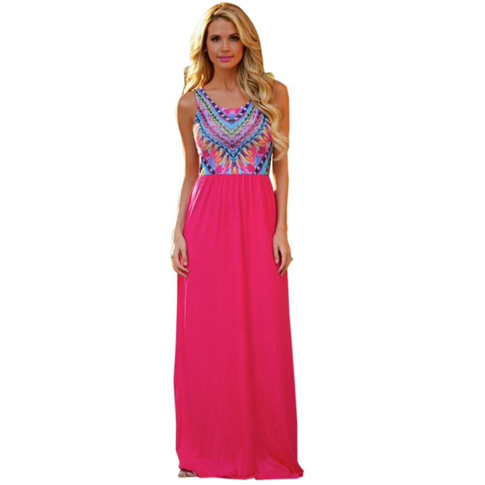 Compare Prices on Rainbow Maxi Dress- Online Shopping/Buy Low ...