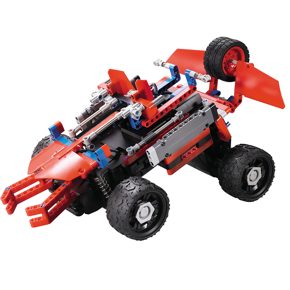 RC cars battery operated gravity vehicle boys gift outdoor game children DIY building bl ...