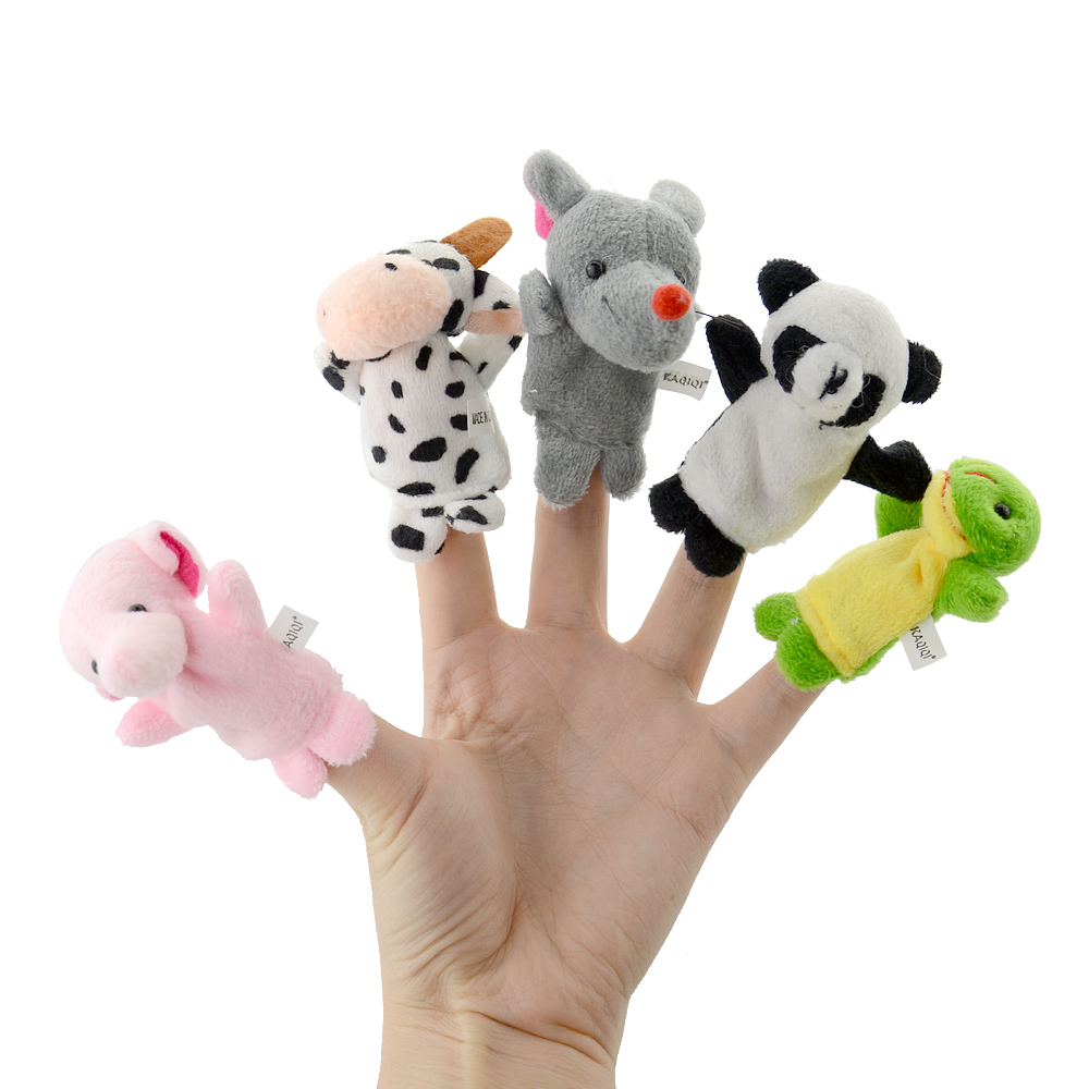 10PcsLot-Cute-Animal-Hand-Puppets-Baby-Plush-Toy-Finger-Puppet-Tell-Story-Props-Child-DollsStuffed-Toys-For-Christmas-Gift-3
