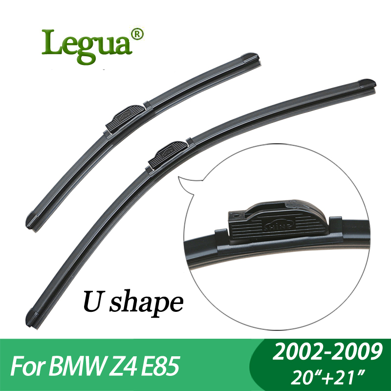 Legua Wiper Blades For Bmw Z4 E85 2002 20092021car Wiper