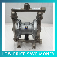 QBY 15 Stainless Steel Small Diaphragm Pump