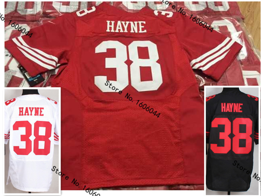 100% authentic c6a50 44b19 2015 Men's #38 Jarryd Hayne Jersey Football Shirt ,7 Colin ...