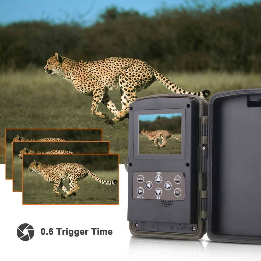 Thermal Hunting Trail Camera MMS GPRS 12MP Night Vision Hunting Camera Photo-traps Chasse HC800M Hunting Wildlife Wild Camera (12)