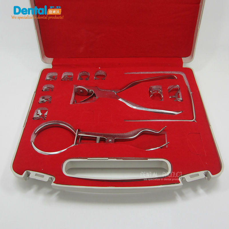 1 Set Teeth Care Dental Dam Perforator Dental Dam Hole Puncher Dental Rubber Dam Puncher For Dental Lab купить в Москве 2019