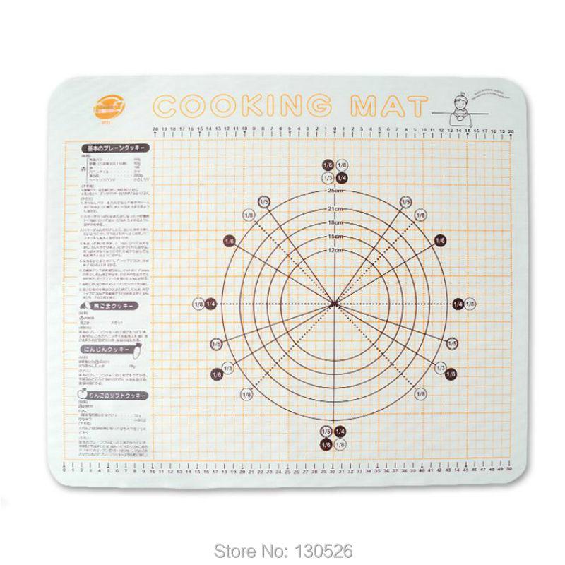 Medium Size 54x54cm Silicone Insulation Pads Resist High