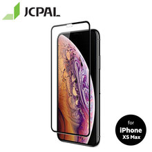 JCPAL Preserver Glass Screen Protector for iPhone XS Max Ful