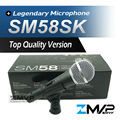 Free Shipping! Top Quality Version SM 58 58S SM58S Vocal Karaoke Handheld Dynamic Wired Microphone Real Transformer Inside Mic