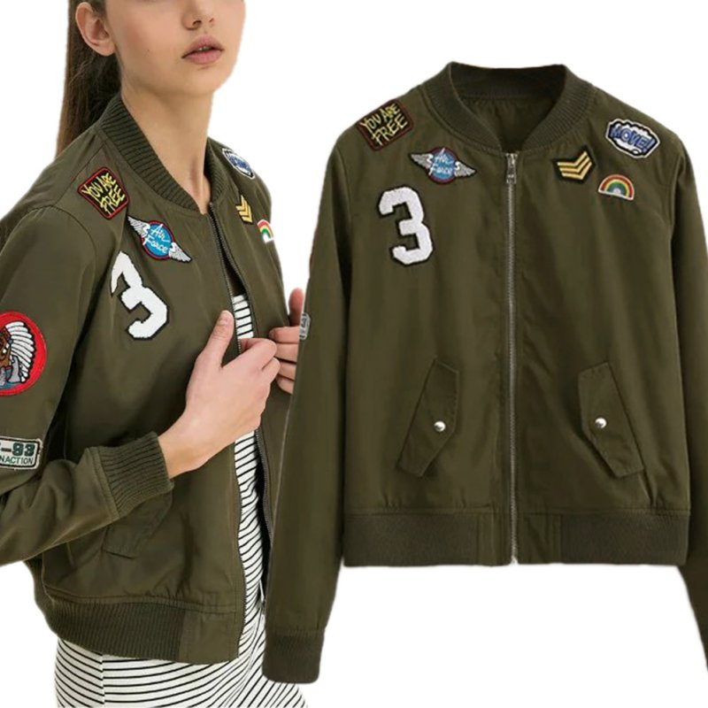 Compare Prices on Green Womens Jacket- Online Shopping/Buy Low ...