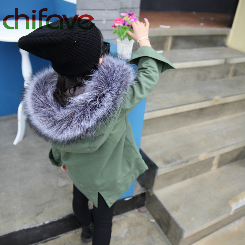 chifave-New-Winter-Children-Warm-Cotton-Coat-Suit-for-Unisex-Kids-Hooded-Fur-Collar-Zipper-Thick-Outerwear-Baby-Boys-Girls-Parka-5
