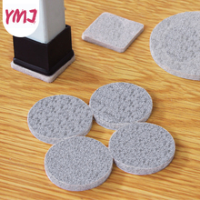 Non-woven Furniture Legs Self Adhesive Feet Rug Felt Pads Non-slip Wear-resistant Cushion Sofa Cabinet Bumper Damper for Chair self adhesive chair table cabinet feet rug felt pads floor scratch protector anti slip mat bumper damper for furniture