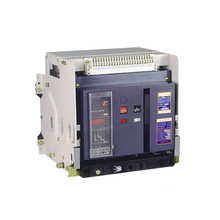 Air circuit breaker adjustable current conventional ACB 630A 800A 1250A 1600A