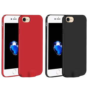 Image 5 - Qi Wireless Charger Receiver Case For iPhone 7 7 Plus 2 In 1 Wireless Charging & Cable Charging Cover For iPhone 6 6s Plus Cases