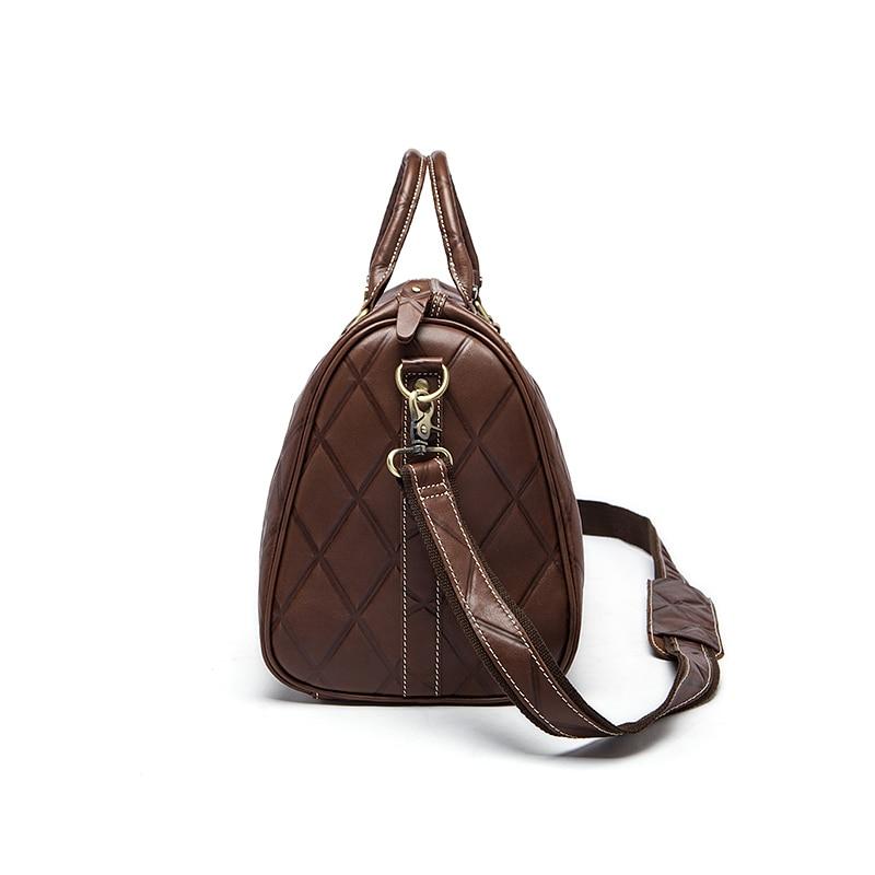 WESTAL Large Duffle Bag Ерекше Былғары Багаждар - Багаж және саяхат сөмкелері - фото 3