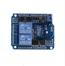 2 Channel Relay XBee BTBee Shield For Arduino UNO MEGA R3 Mega2560 Duemilanove Nano Robot