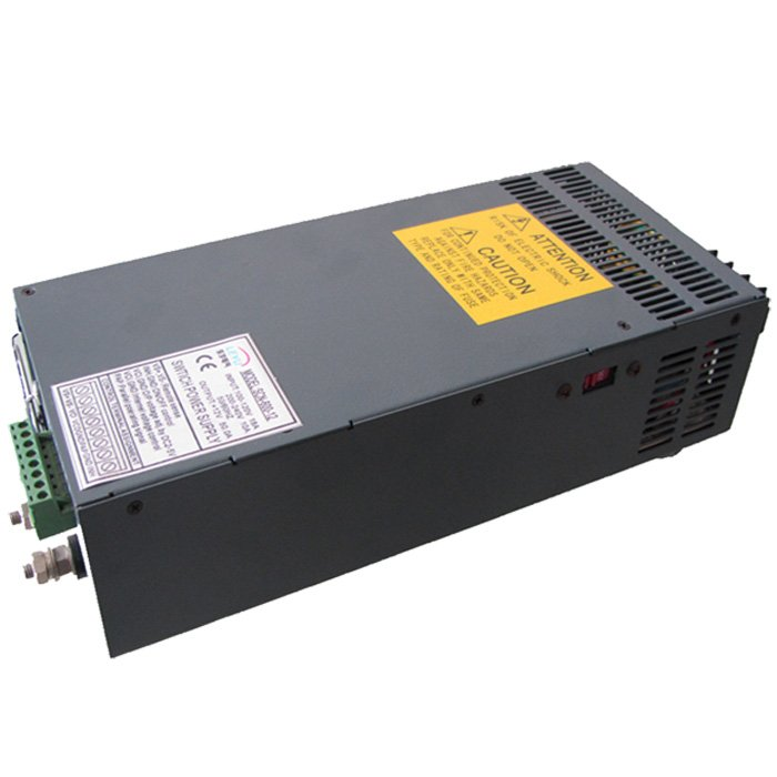 High efficiency SMPS SCN-600-48 48V 12.5A switching power supply with PFC function