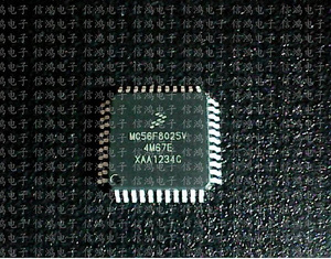 Image 1 - MC56F8025V 4M67E