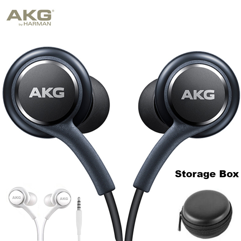 Hot Deal] AKG Earphones IG955 3 5mm In ear with Microphone