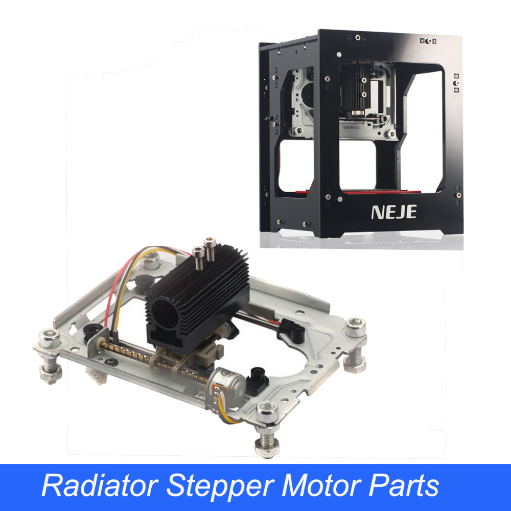 NEJE 4 Pin Radiator Stepper Motor Parts For Laser Engraving Machine