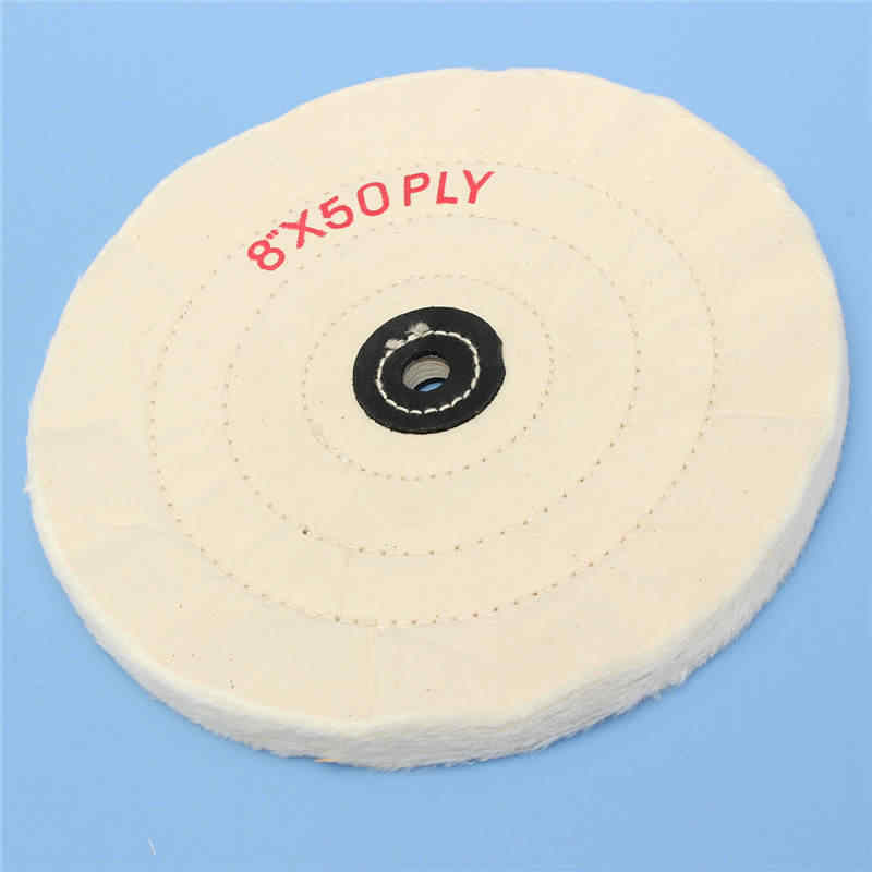 Marvelous Hot Sale 1 Pc 8 Inch Buffing Soft Polishing Wheel 5 8 Inch Arbor Buffer Polish Fit Most Bench Grinders 8Inch 200Mm Squirreltailoven Fun Painted Chair Ideas Images Squirreltailovenorg