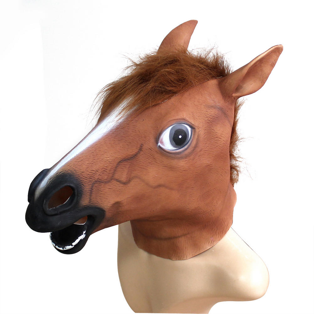 Popular Horse Latex Mask-Buy Cheap Horse Latex Mask lots from ...