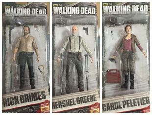 8style AMC TV Series The Walking Dead Abraham Ford Bungee Walker Rick Grimes Michonne Andrew Lincoln  Action Figure Toys мегафон amc se116 продам киев