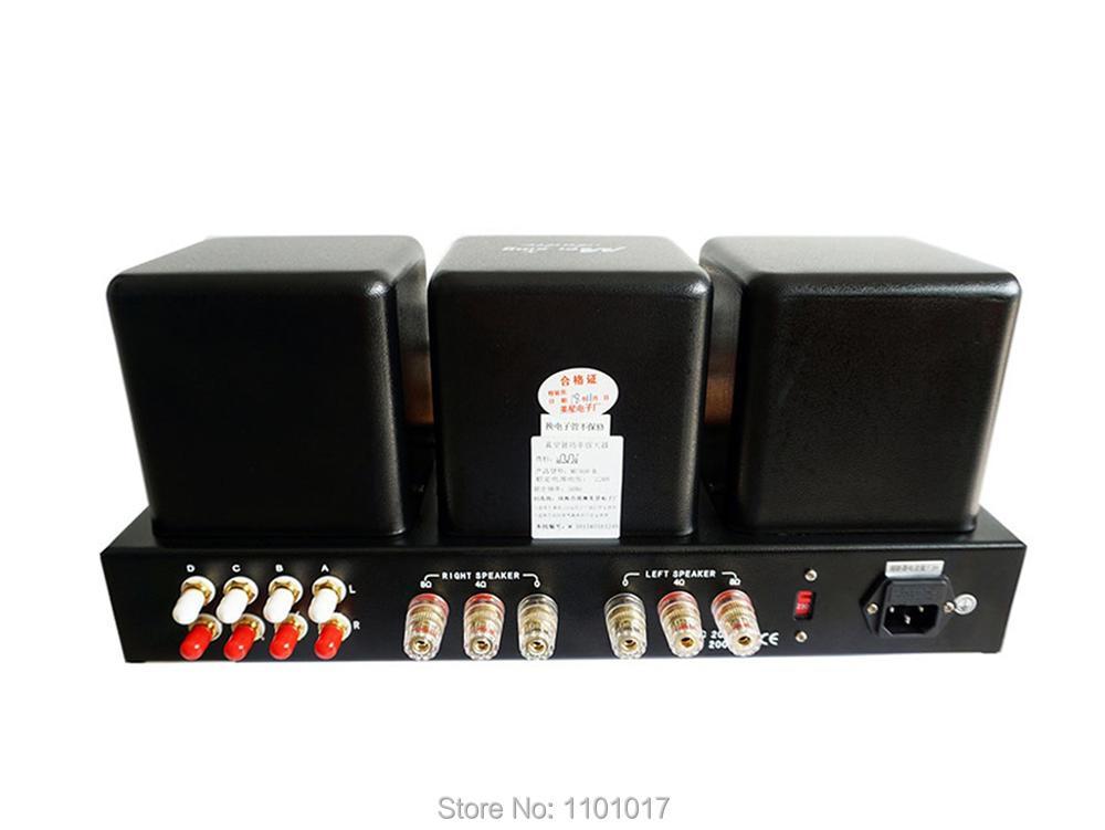Meixing MINGDA MC368-B KT88 Push-Pull Röhrenverstärker HIFI EXQUIS - Heim-Audio und Video - Foto 5