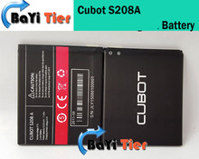 CUBOT S208A Battery 100 New 2000mAh Replacement Backup Battery for CUBOT S208A Smartphone in stock