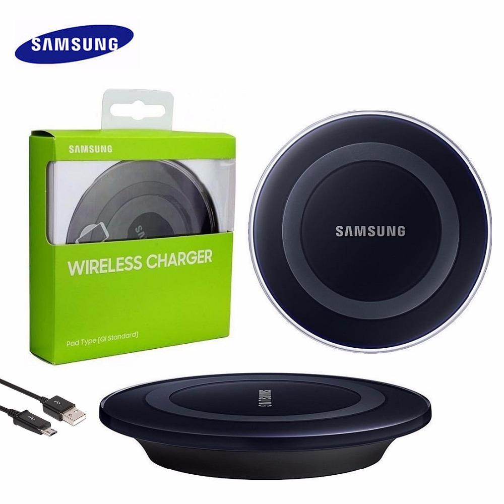 samsung wireless charger original qi charging pad for. Black Bedroom Furniture Sets. Home Design Ideas