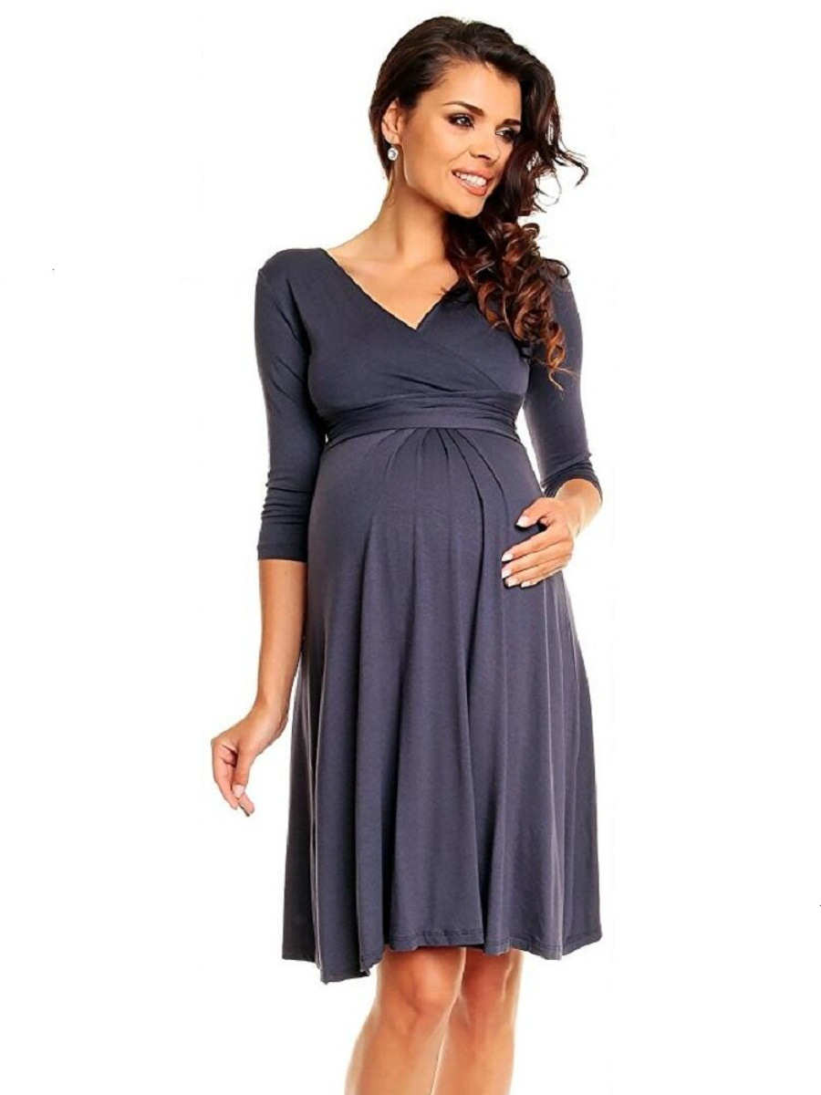 envsoll maternity clothes outwear elegant pregnancy