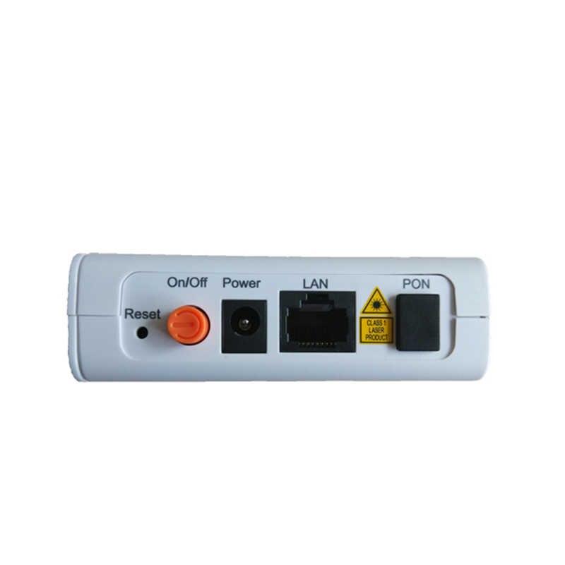Оригинальный Новый zte ZXA10 F643 GPON ONU ONT FTTH работает вместе с вашим маршрутизатором FTTH FTTO с 1GE Порты и разъёмы же функцию F601 F401 F660 F612W