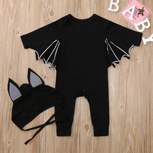 Toddler Newborn Baby Halloween Romper