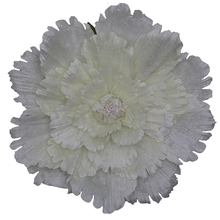 Large-scale simulated flowers and peony silk flower wedding ceremonies with background wall decoration